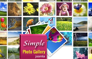 Simple Photo Gallery