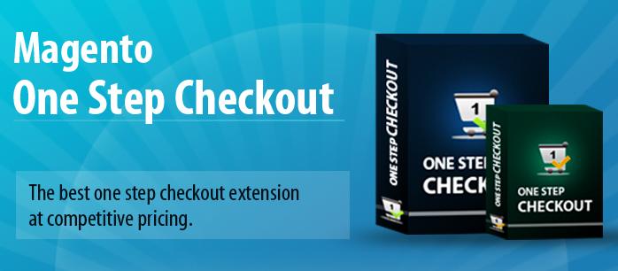 Magento One Step Checkout