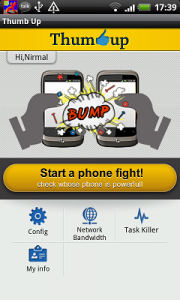 Thumb Up App Android App