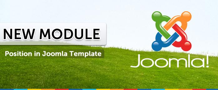 New Module Joomla