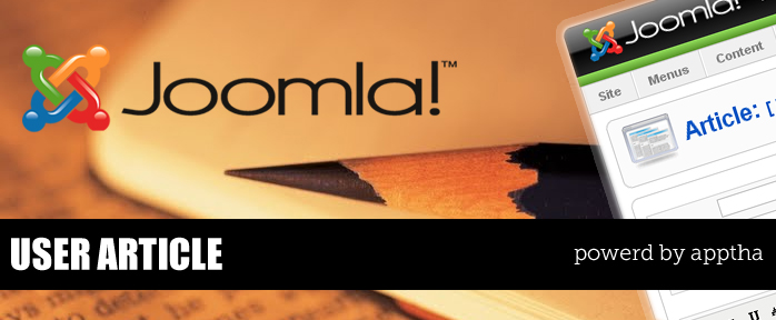 Joomla User Article Banner