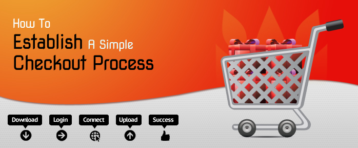 Simple Checkout Process