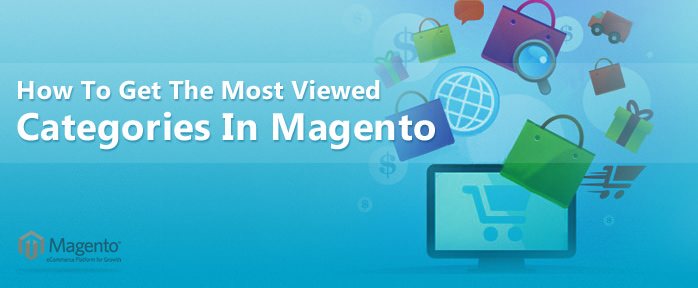 Most Viewed Categories_Magento