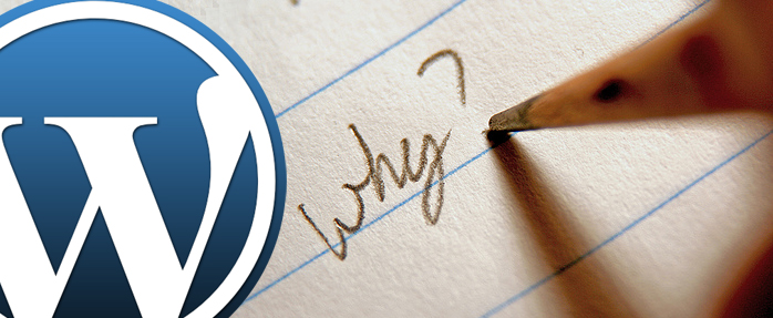 Why Wordpress