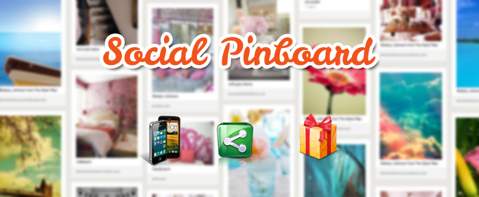 social pinboard for joomla 3.0