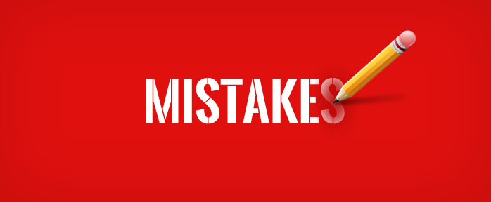 7 Mistakes to avoid for better ecommerce