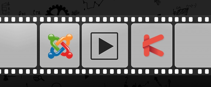 Integrating videos in Joomla articles