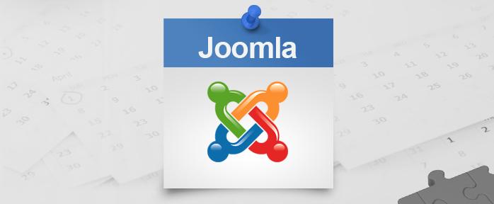 Joomla calendar module
