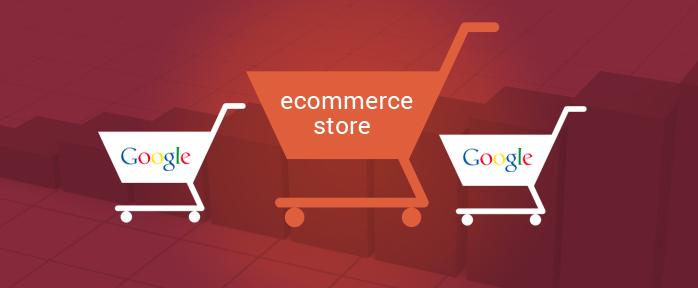 ecommerce store ranking on Google