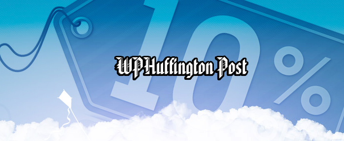 WP Huffington post Deal