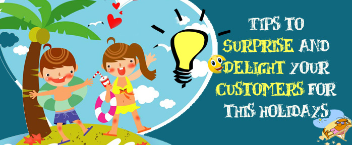 surprise your customers