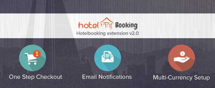 Magento Hotelbooking v2.0