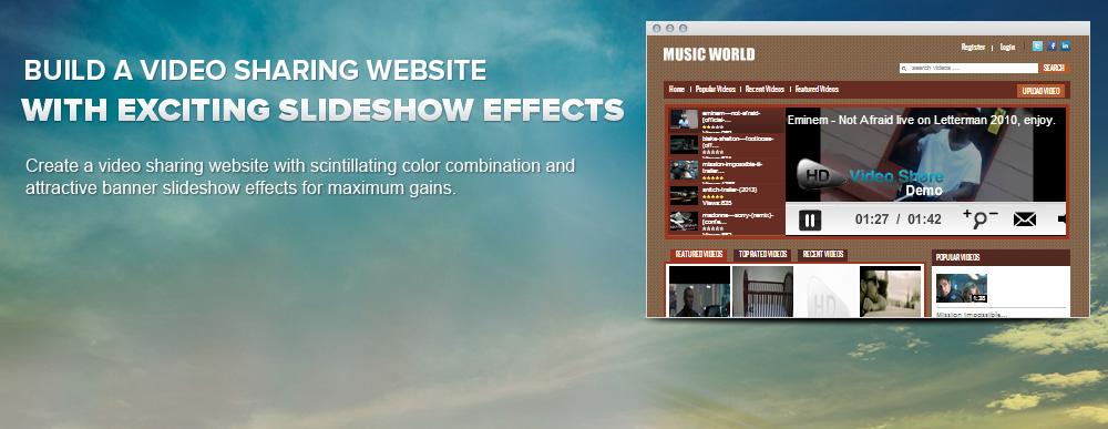 Joomla Music Theme | Joomla Music Templates | Premium Joomla ...